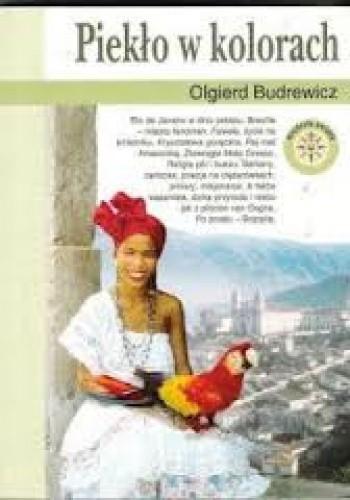 Okładka książki Piekło w kolorach