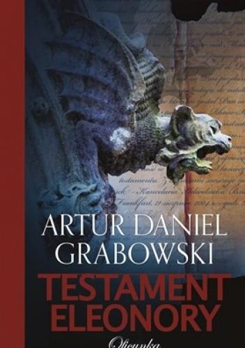 Okładka książki Testament Eleonory