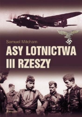 Okładka książki Asy lotnictwa III Rzeszy