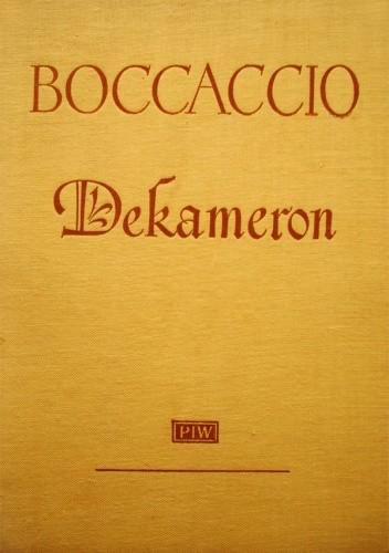 Okładka książki Dekameron. Tom 1-2