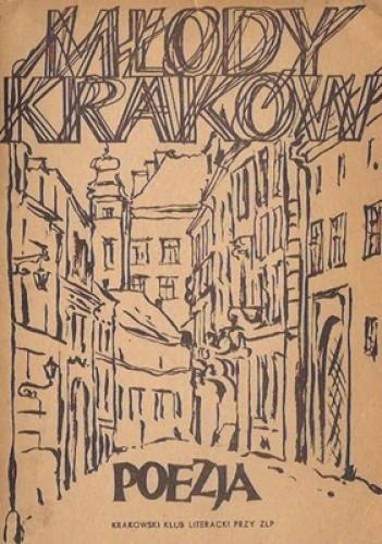 Okładka książki Młody Kraków - poezja
