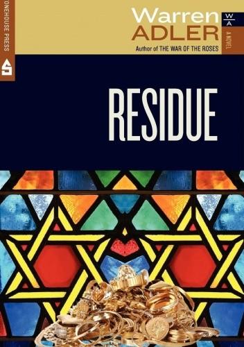 Okładka książki Residue