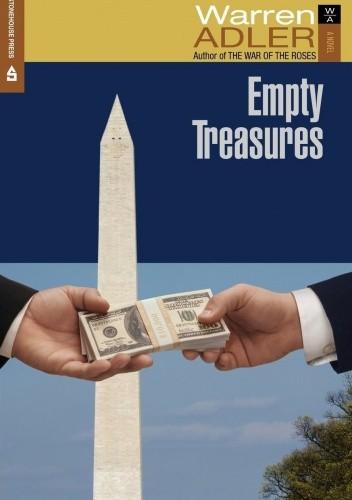 Okładka książki Empty Treasures