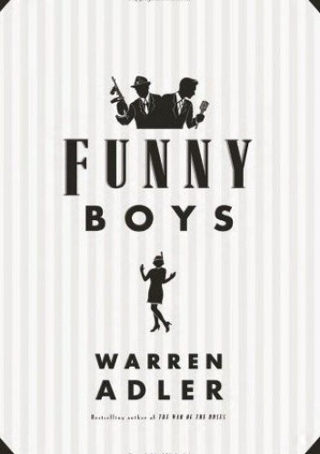 Okładka książki Funny Boys