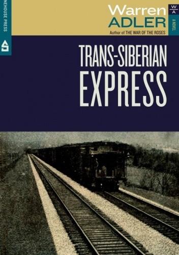 Okładka książki Trans-Siberian Express