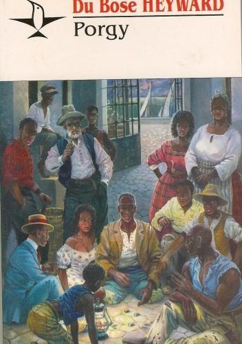 Okładka książki Porgy