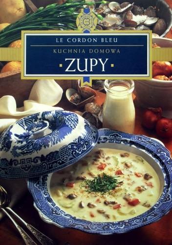 Okładka książki Zupy