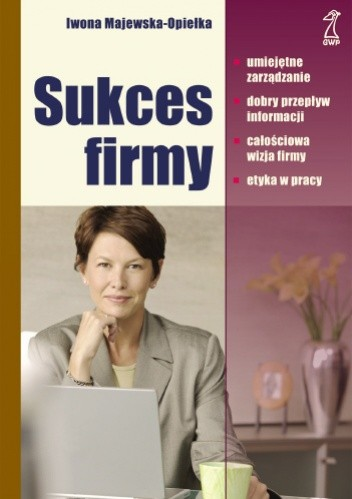 Okładka książki Sukces firmy