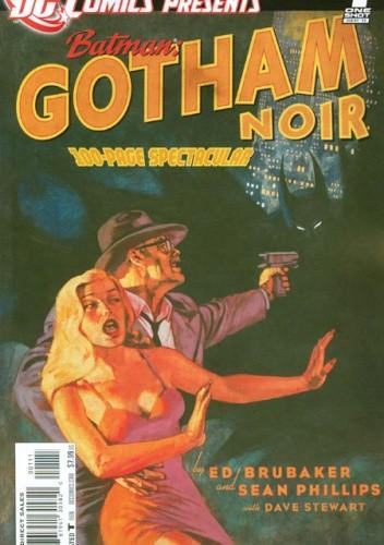 Okładka książki DC Comics Presents: Batman: Gotham Noir #1