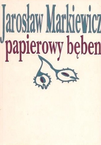 Okładka książki Papierowy bęben