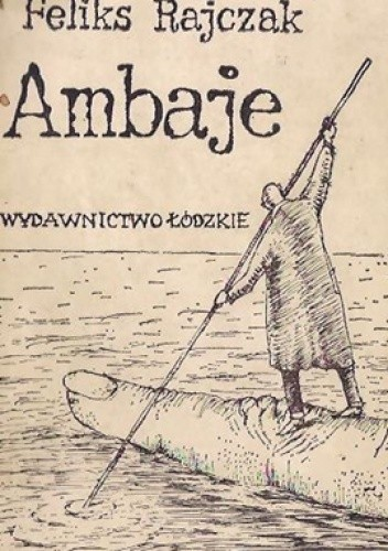 Okładka książki Ambaje