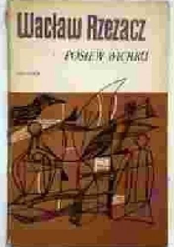 Okładka książki Posiew Wichru