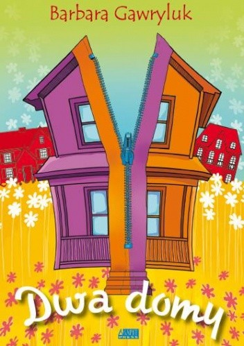Okładka książki Dwa domy
