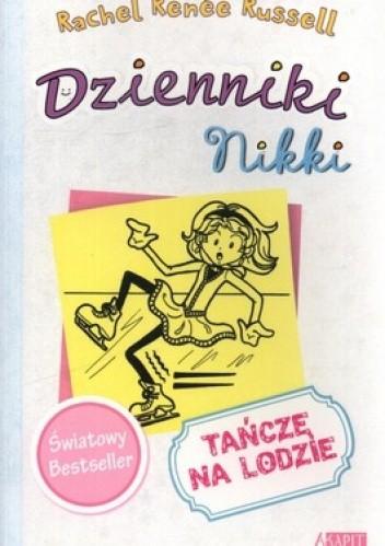 Okładka książki Tańczę na lodzie