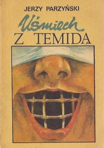 Okładka książki Uśmiech z Temidą