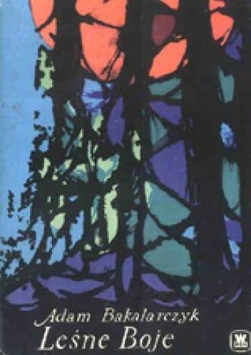Okładka książki Leśne boje