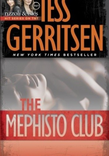 Okładka książki The Mephisto Club
