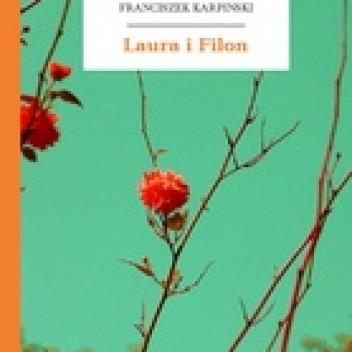 Okładka książki Laura i Filon