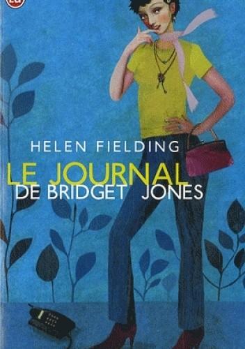 Okładka książki Le journal de Bridget Jones