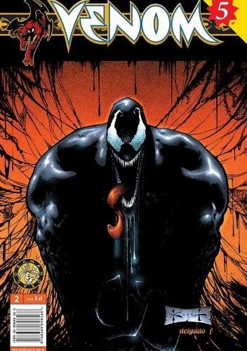 Okładka książki Venom: Dreszcz cz.2