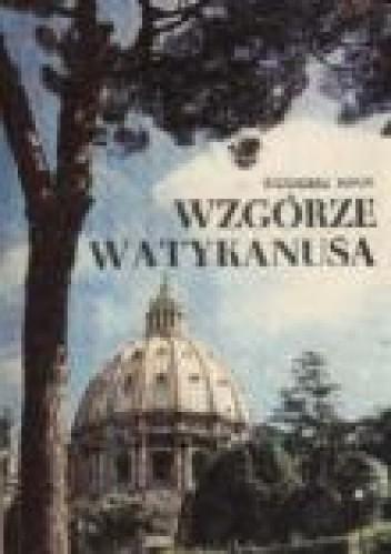 Okładka książki Wzgórze Watykanusa