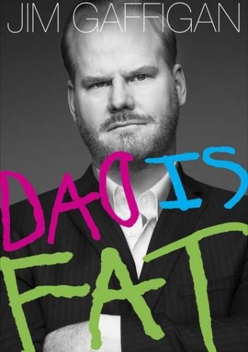 Okładka książki Dad is Fat