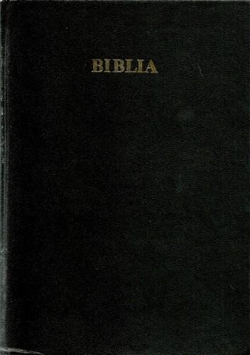 Okładka książki Pismo Święte Starego i Nowego Testamentu