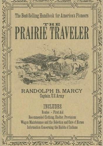 Okładka książki The Prairie Traveler