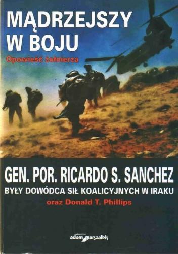 Okładka książki Mądrzejszy w boju. Opowieść żołnierza
