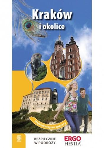 Okładka książki Kraków. Najpiękniejsze spacery. Wyd. 2