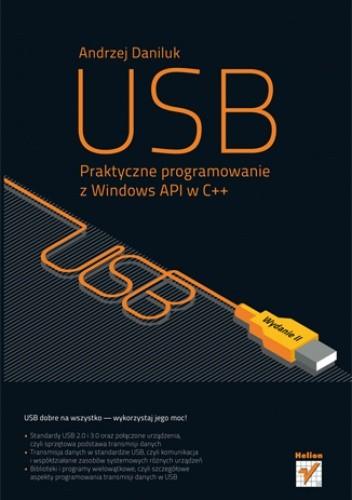 Okładka książki USB. Praktyczne programowanie z Windows API w C++. Wydanie II