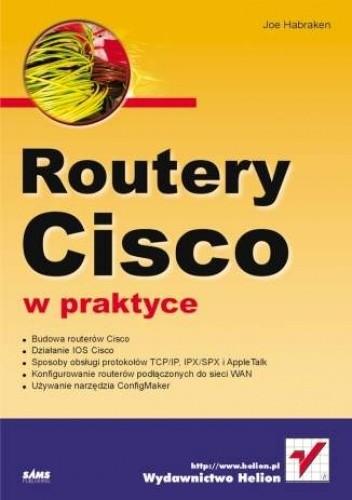 Okładka książki Routery Cisco w praktyce
