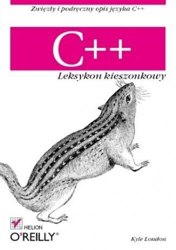 Okładka książki C++. Leksykon kieszonkowy