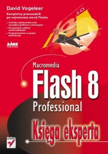 Okładka książki Macromedia Flash 8 Professional. Księga eksperta