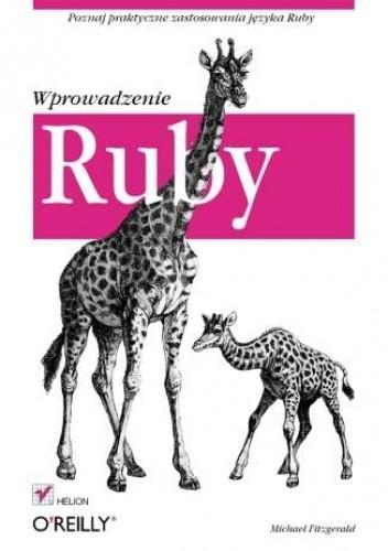 Okładka książki Ruby. Wprowadzenie