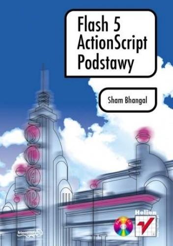 Okładka książki Flash 5 ActionScript. Podstawy