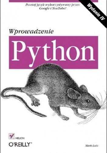 Okładka książki Python. Wprowadzenie. Wydanie IV