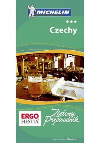 Okładka książki Czechy. Zielony Przewodnik Michelin. Wydanie 1
