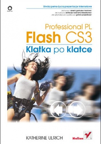 Okładka książki Flash CS3 Professional PL. Klatka po klatce