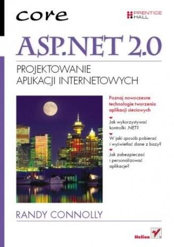 Okładka książki ASP.NET 2.0. Projektowanie aplikacji internetowych