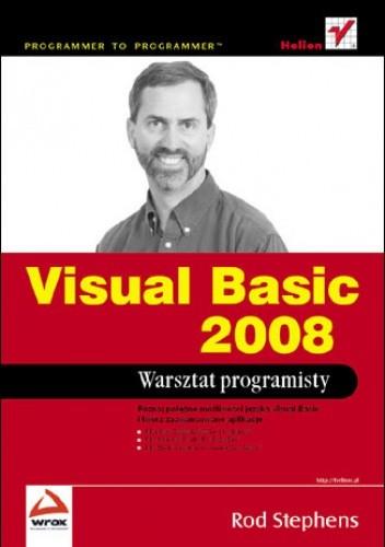 Okładka książki Visual Basic 2008. Warsztat programisty