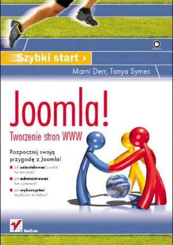 Okładka książki Joomla. Tworzenie stron WWW. Szybki start