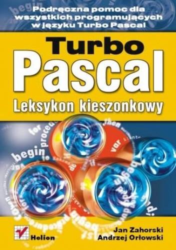 Okładka książki Turbo Pascal. Leksykon kieszonkowy