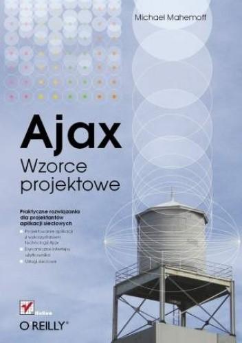 Okładka książki Ajax. Wzorce projektowe