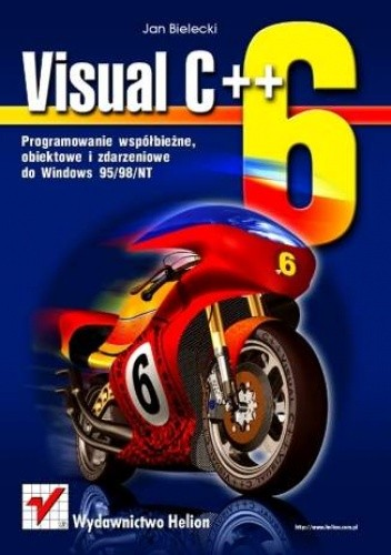 Okładka książki Visual C++ 6. Programowanie współbieżne, obiektowe i zdarzeniowe