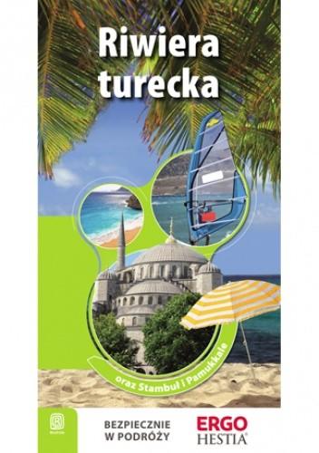 Okładka książki Riwiera turecka oraz Stambuł i Pamukkale