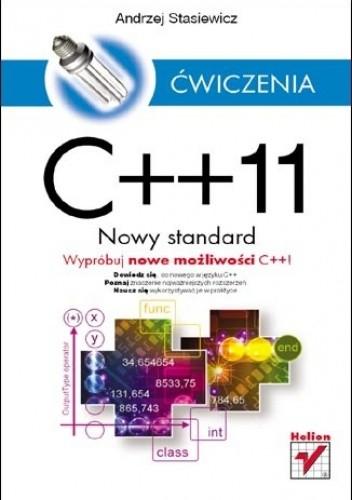 Okładka książki C++11. Nowy standard. Ćwiczenia