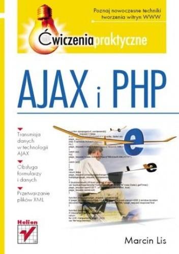 Okładka książki AJAX i PHP. Ćwiczenia praktyczne