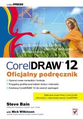 Okładka książki CorelDRAW 12. Oficjalny podręcznik