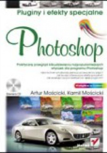 Okładka książki Photoshop. Pluginy i efekty specjalne